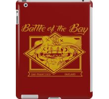 49ers san francisco iPad Case/Skin