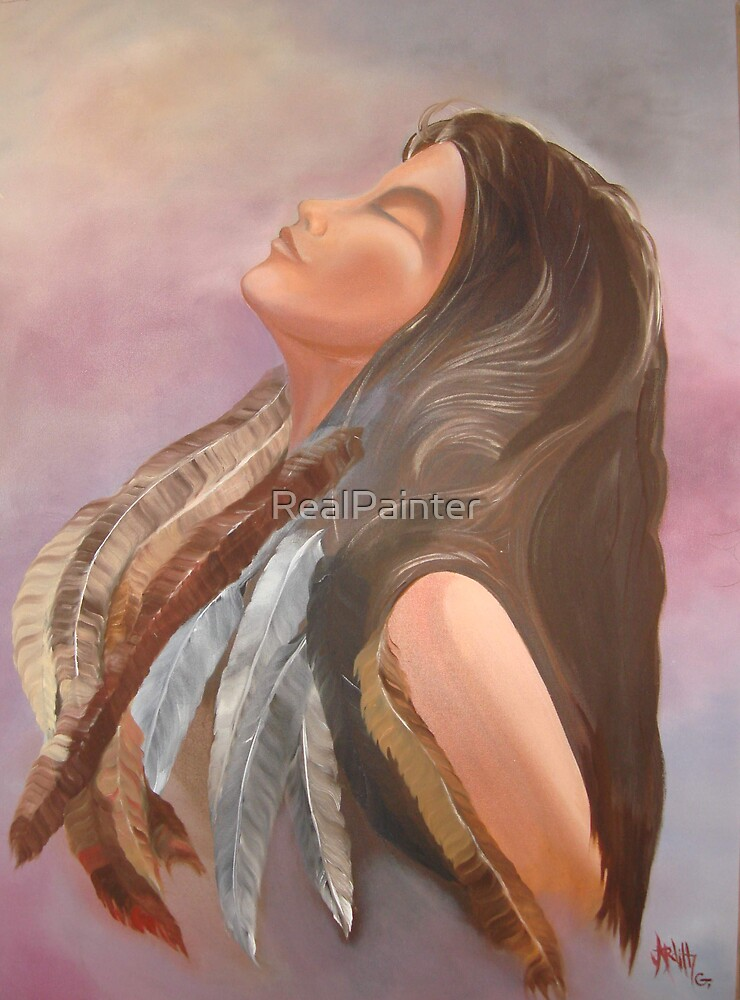 Resting in God is YOUR Peace! by RealPainter