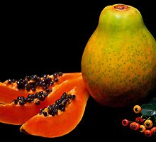 Papaya by jerry  alcantara