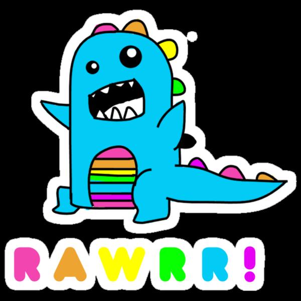 - Dinosaur! xo by Jazziiee