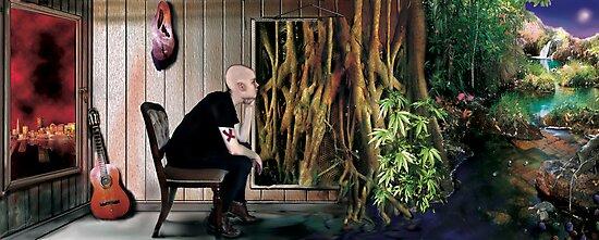 Escapeism by Damian Kuczynski