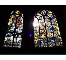 église St Gervais St Protais. Paris IV Photographic Print