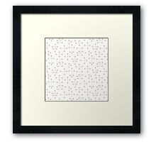 Eames Era Dots 40 Framed Print
