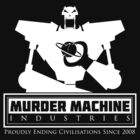 Murder Machine Industries Logo by Simon Sherry