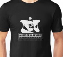 Murder Machine Industries Logo Unisex T-Shirt