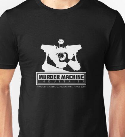 Murder Machine Industries Logo Unisex T-Shirt