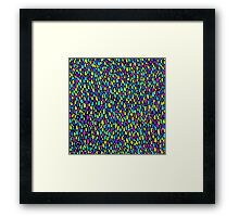Lots And Lots Of Rain! Framed Print