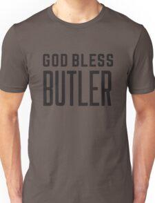 God Bless Butler Unisex T-Shirt
