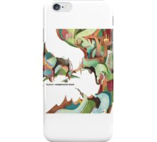 NUJABES METAPHORICAL MUSIC R.I.P iPhone Case/Skin