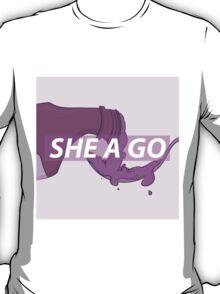SHE A GO LEAN CODIENE PROMETH T-Shirt