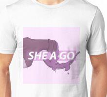 SHE A GO LEAN CODIENE PROMETH Unisex T-Shirt
