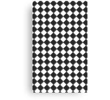 Retro Tiles Canvas Print