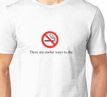 No Smoking Unisex T-Shirt