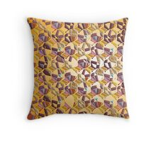 Bubbles 3 Throw Pillow