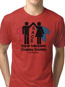 SACS symbol Tri-blend T-Shirt
