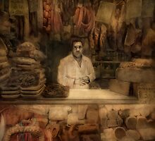 Butcher by elsilencio