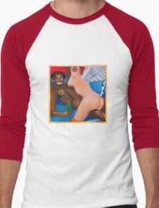 My Beautiful Dark Twisted Fantasy Men's Baseball ¾ T-Shirt