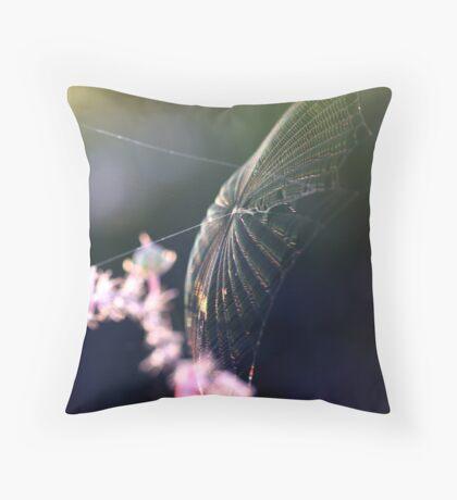 Webmaster Throw Pillow