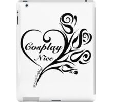 Cosplay Nice iPad Case/Skin