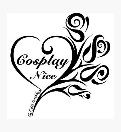 Cosplay Nice Photographic Print