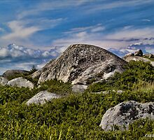Peggy's Cove Rock by kenmo