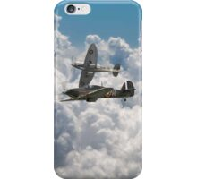 Front Line Fighters  iPhone Case/Skin