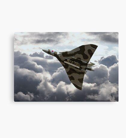 Vulcan Bomb Bay  Canvas Print