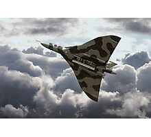 Vulcan Bomb Bay  Photographic Print