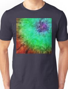 Vintage Abstract Tie Dye Unisex T-Shirt