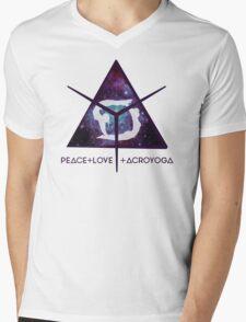 Future PLAY Mens V-Neck T-Shirt