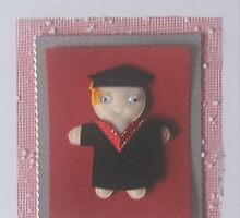 Graduation Card  by Sara Hasted