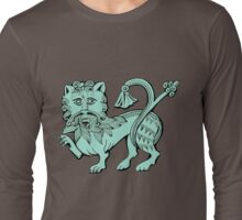 Medieval Lion Long Sleeve T-Shirt