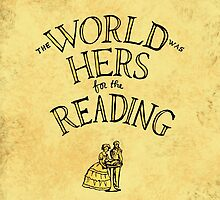 Hers for the Reading by pietowel
