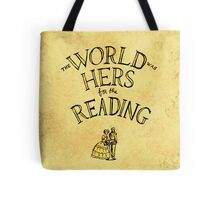 Hers for the Reading Tote Bag