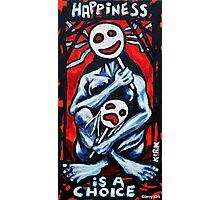 'HAPPINESS'  Photographic Print