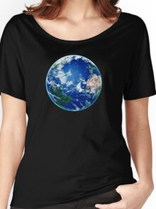 Earth - The Blue Planet Women's Relaxed Fit T-Shirt