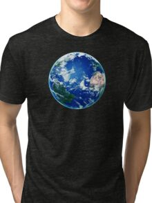 Earth - The Blue Planet Tri-blend T-Shirt