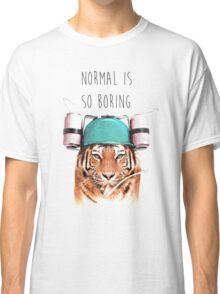 Swaggy Tiger Classic T-Shirt