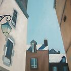 St Malo street scene  by ChristineBetts