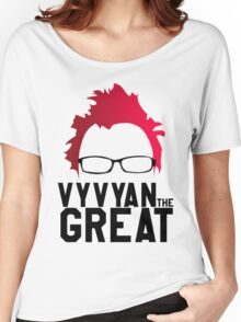Vyvyan The Great Women's Relaxed Fit T-Shirt