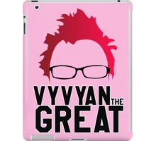 Vyvyan The Great iPad Case/Skin