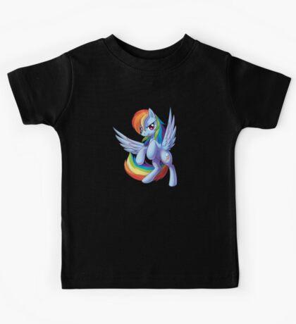 Rainbow Dash Kids Tee
