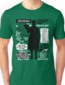 Archer - Pam Poovey Quotes Unisex T-Shirt