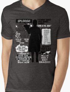 Archer - Pam Poovey Quotes Mens V-Neck T-Shirt