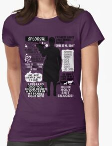 Archer - Pam Poovey Quotes T-Shirt