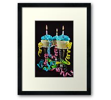 Sweet Celebration Framed Print