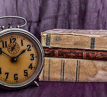 Antigue Alarm Clock by JPopov