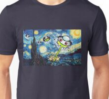 Van Gogh's Not So Starry Night Unisex T-Shirt
