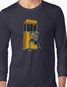 The Grabbit Long Sleeve T-Shirt