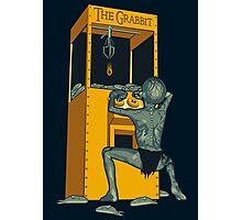 The Grabbit Photographic Print